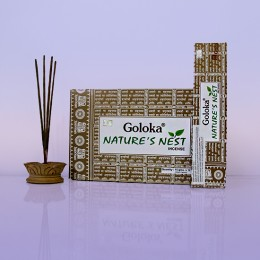 "Благовония ""Goloka"" NATURE'S NEST 15г"